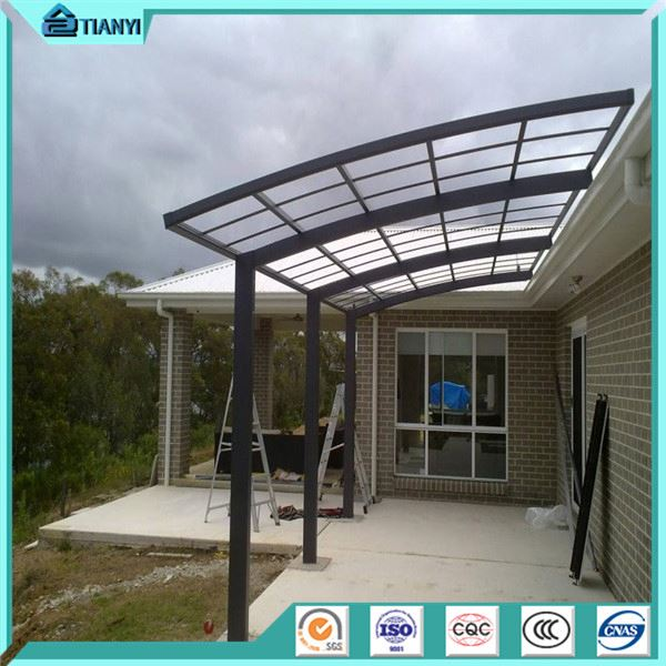 Steel car porch images galleries with for Car porch roof design