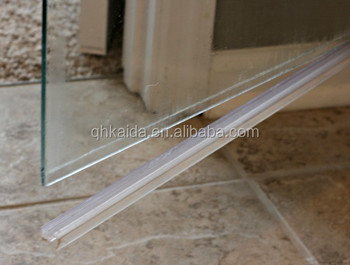 Charmant Shower Glass Door Rubber Seal