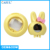 Fujifilm instant mini7/8+ KT yellow Cartoon cute Rabbit Self Shot Mirror Close Up Lens applies to instant camera for instax