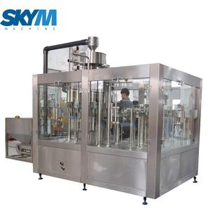 Small Investment Mineral Water Bottling Plant Filling Machine