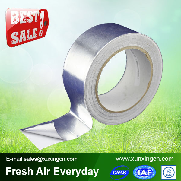 High quality aluminium foil tape for air ducting