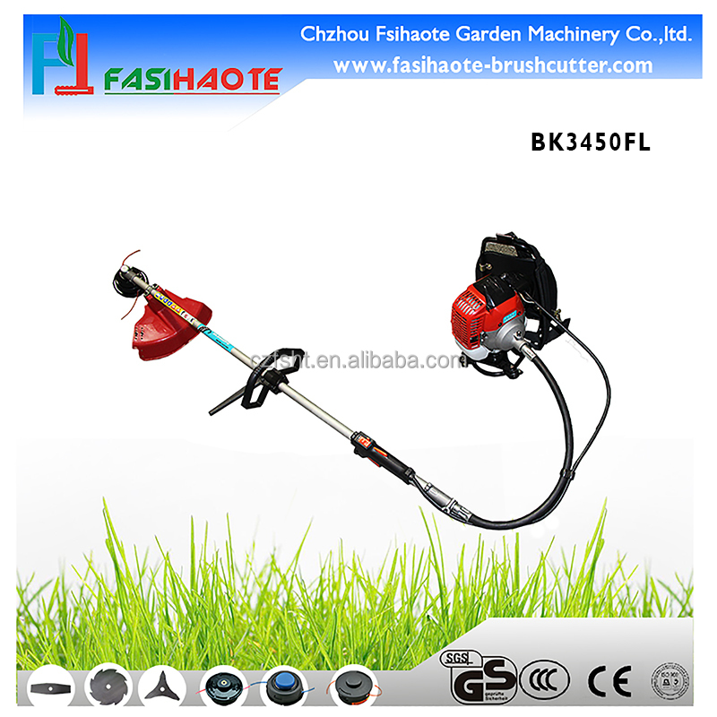 top sale 2-stroke backpack brush cutter