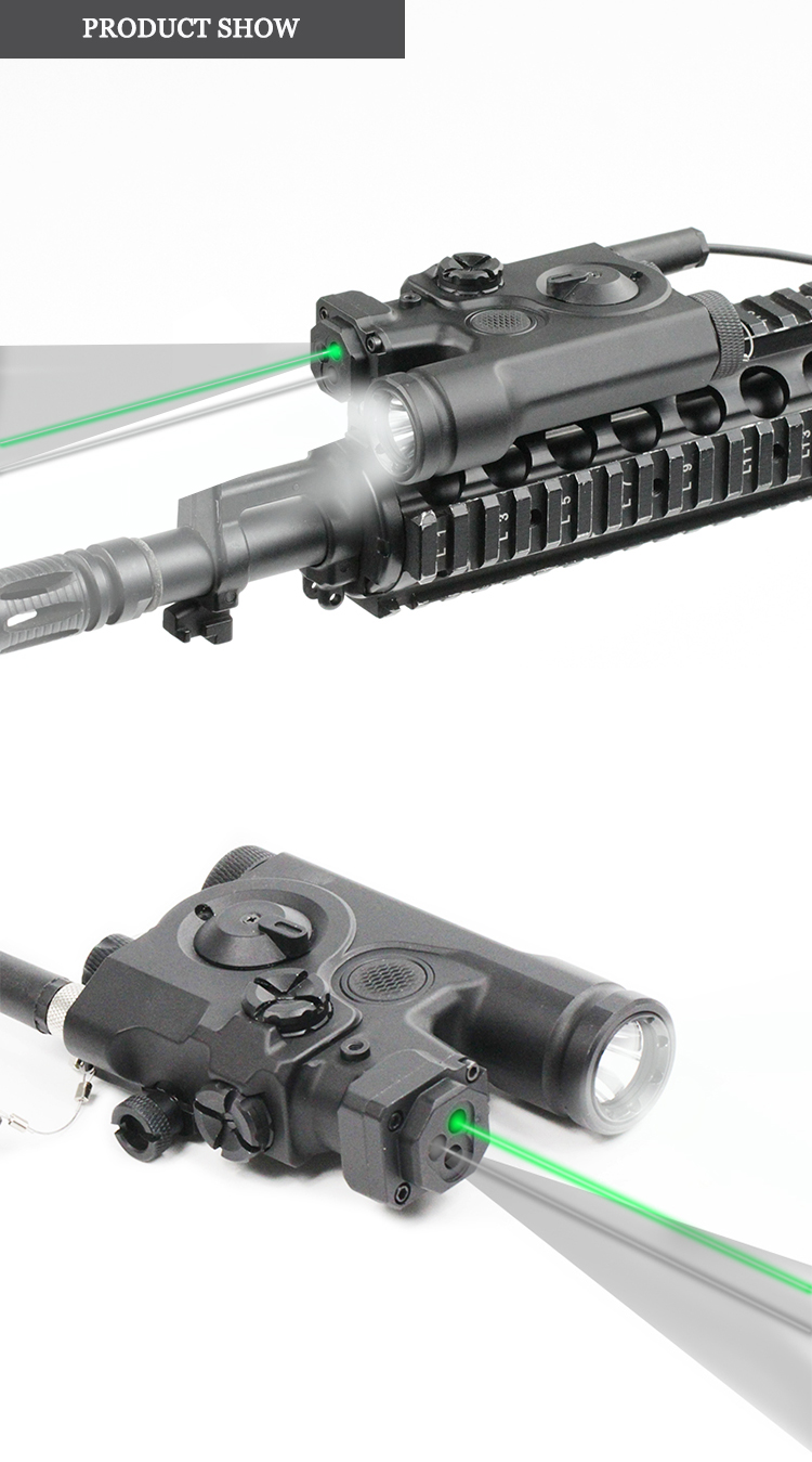 New Product FL5 Tactical self defense lasers for mil-std-1913 picatinny rail