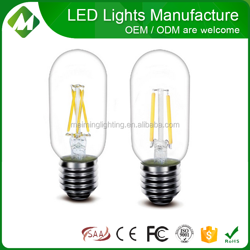 Edison light bulb T45 Bulb 2W 4W LED Filament light