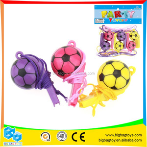 factory price small size plastic whistle toys team sports whistle with EN71
