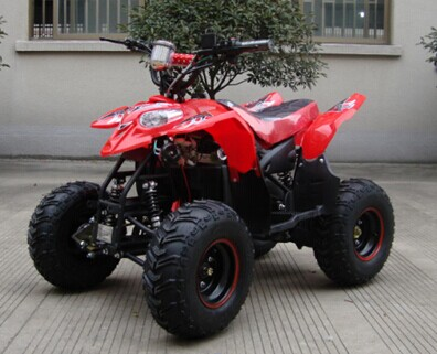 RED RED color Dirt ATV motorcycle for kids