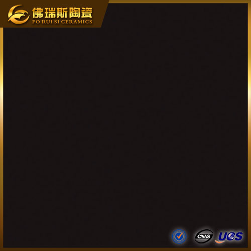 Item:FS620 Foshan 600x600 Full Body Super Black Tile in China Ceramic City