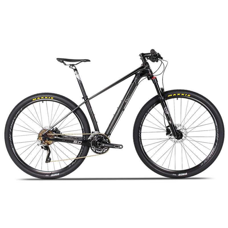 China supplier 29 inch AL alloy mountain bike with factory price, Blackred/blackgreen/nlackgray
