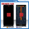 With rich export experience phone parts supplier for huawei mate 7 lcd display with touch screen complete set