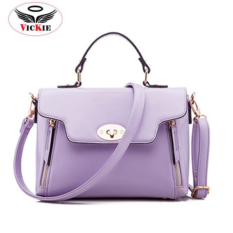 2015 Korean Woman Leather Shoulder Bag Fashion Candy Women Messenger Bags Casual Small Bag For Lady OL Elegant Handbag Trade S58