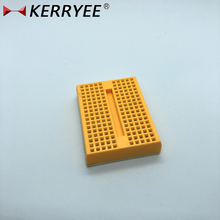Mini electrical 실험 test yellow PCB connector