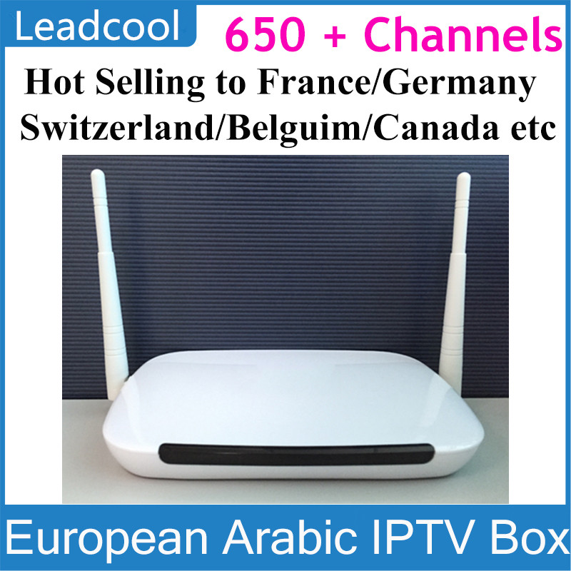 Android tv box Q9 two Antenna strong wifi Android APK QHDTV VOD European IPTV Account One year Hot selling to France Belgium