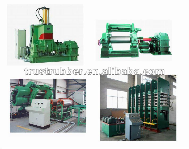 tread rubber production line