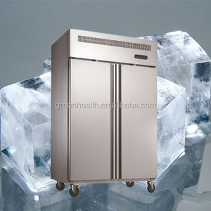 Green&health 1000L CE Heavy Duty Industrial Commercial Kitchen Beverage Refrigerator/GH-1.0L2