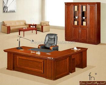 Professional Manufacturer Office Furniture Executive Desk Table Fohk 2459