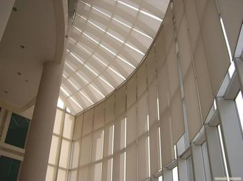 Fcs Velux Skylights Roof Skylight Indoor Electric Roller Blinds Motorized Skylight Blinds With