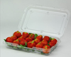 new design marketing blister plastic clear packaging blueberry box