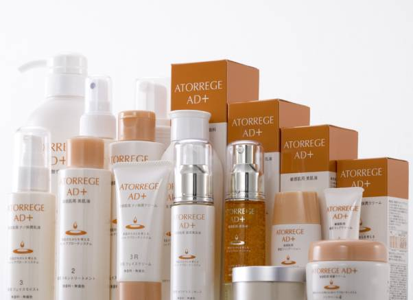skin cosmetics products