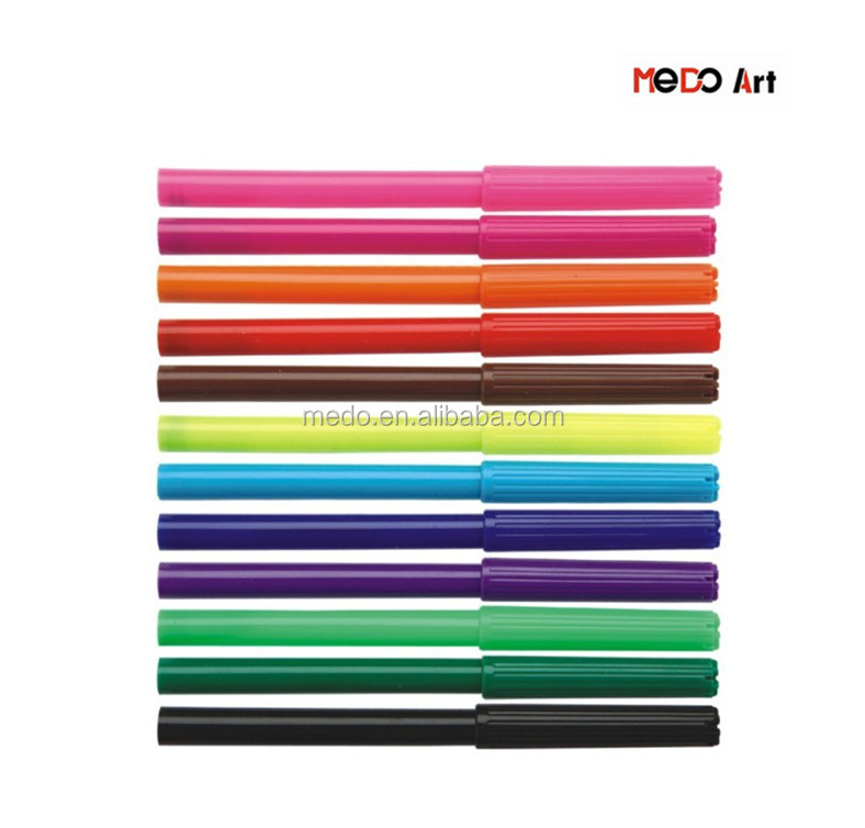 Best Assorted Colors Water Color Pens Watercolor Markers