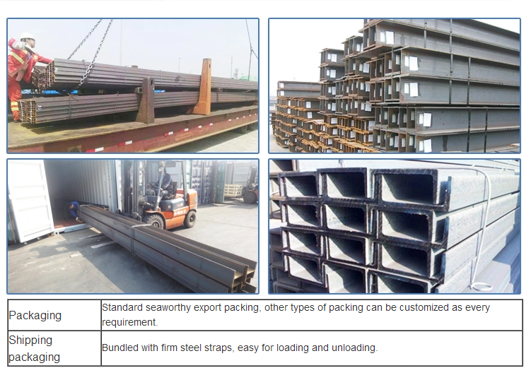 Hot sale stainless steel i-beam prices for metal structural