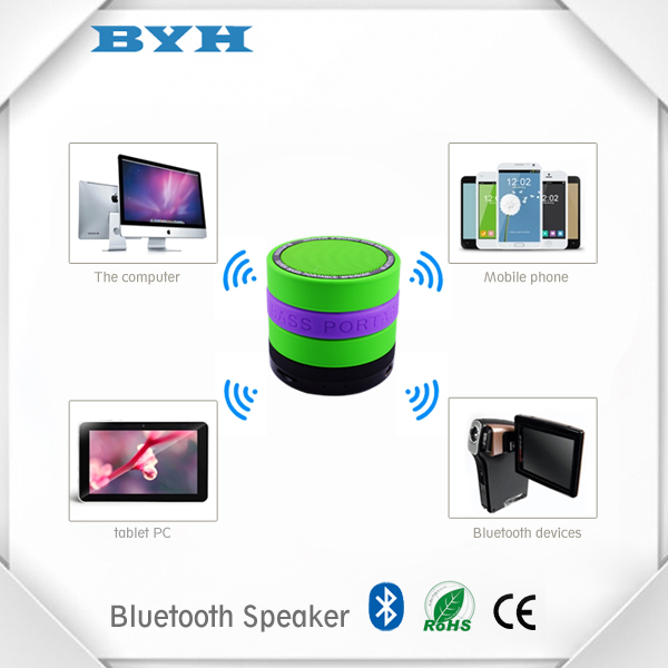 shenzhen wholesale bluetooth speaker line out