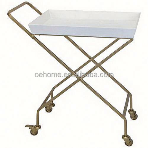 Professional hot sale Factory Price hotel room service trolleys