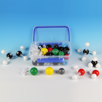 High School University Teacher Chemistry Structure Large Atom Molecular Model Set