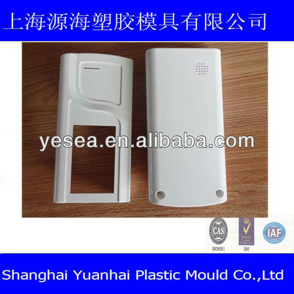detector electronic shell and deterctor electronic shell mold
