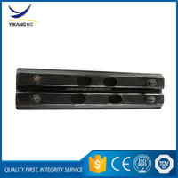 New wholesale hotsale undercarriage parts type rubber track pad