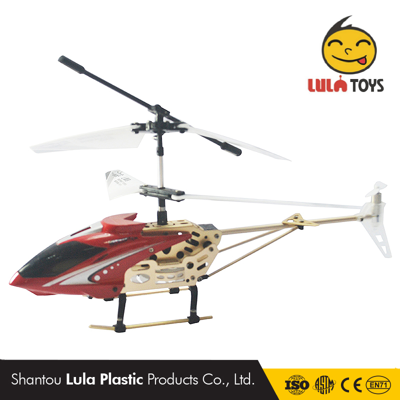 3.5 channel die cast metal toys long flight time rc helicopter with certificate vs walkera 4f180 rc helicopter