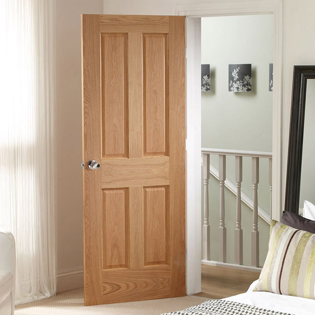 Mdf Flush Solid Wood Door, Mdf Flush Solid Wood Door Suppliers And  Manufacturers At Alibaba.com