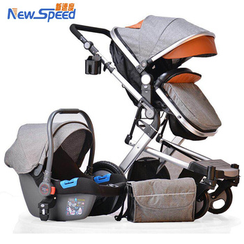 c8583a82626a China Baby Stroller Manufacturer High Landscape And Foldable Baby ...