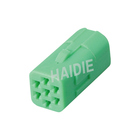 Haidie 917318-4 Tyco/AMP Electronics 7 way green Auto Connector