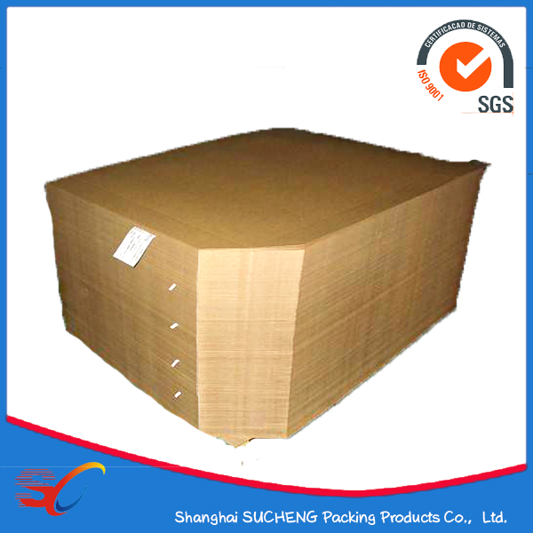 Brown Low Price Non-Slip Kraft Paper Slip Sheet