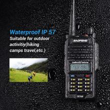 2017 Baru BF-R760 BAOFENG Dual Band Two-Way Radio <span class=keywords><strong>Walkie</strong></span> <span class=keywords><strong>Talkie</strong></span> 5 W Baofeng <span class=keywords><strong>walkie</strong></span> <span class=keywords><strong>talkie</strong></span> Portabel <span class=keywords><strong>Tahan</strong></span> <span class=keywords><strong>Air</strong></span>