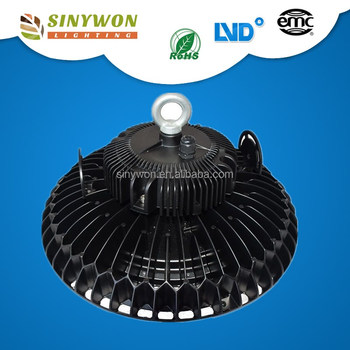 Hot sale Waterproof IP65 Industrial Lighting, Linear UFO 50W 100W 150W 200W LED High Bay Light
