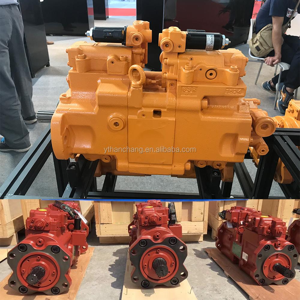 sauer hydraulic pump