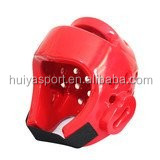 Full face safety PVC boxing helmet head guard protector