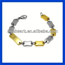 2014 Fashion Style Men's And Women's gold filled 18k bracelet Supplied By China Facory