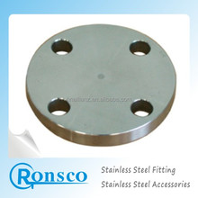 ANSI B16.5 DN 50 Stainless Steel Plate Forged Flange