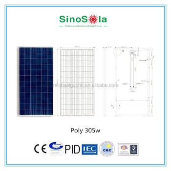 Solar Module For Domestic Home Use Solar System Caravan Rv