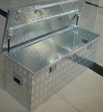 Waterproof Aluminum Truck Tool Box With Gas Struts BH-X1450