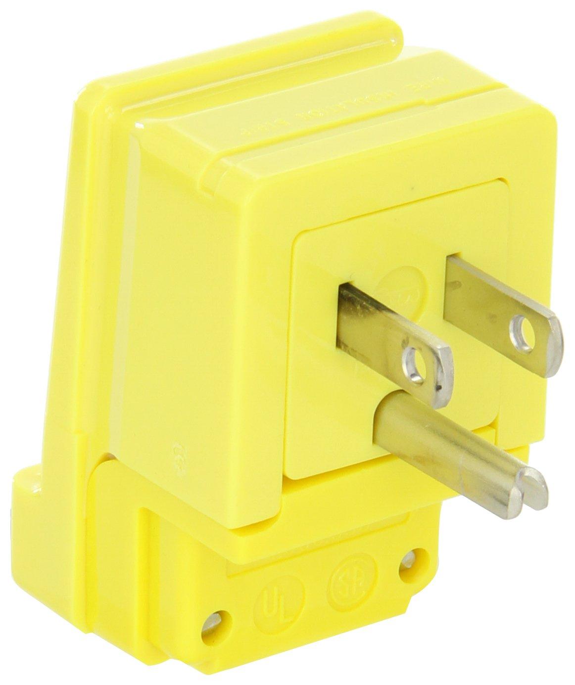 Leviton 6594 15 Amp 125 Volt Plug Straight Blade Gfci Ground Wiring Instructions