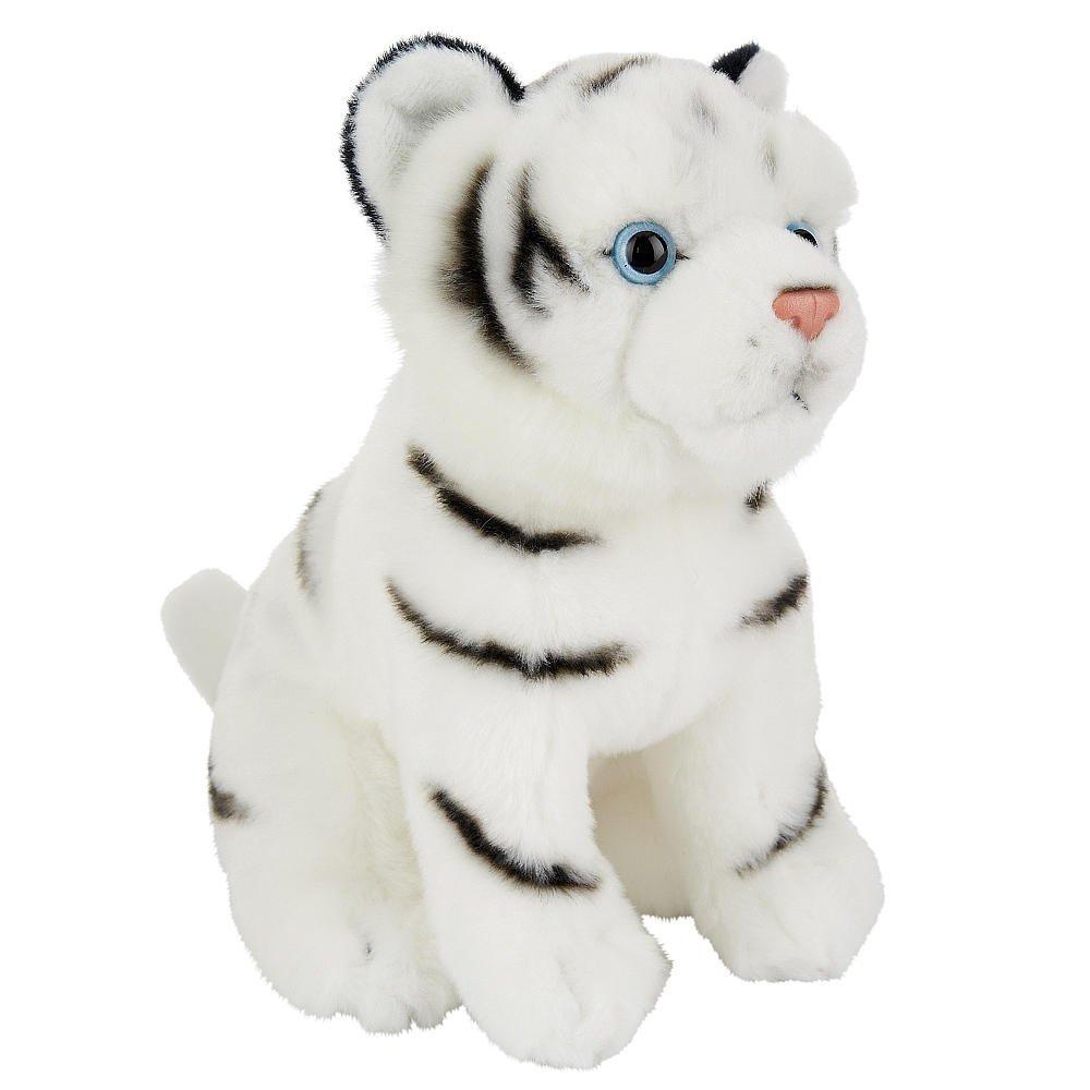 Toys R Us Plush 7.5 inch Tiger White