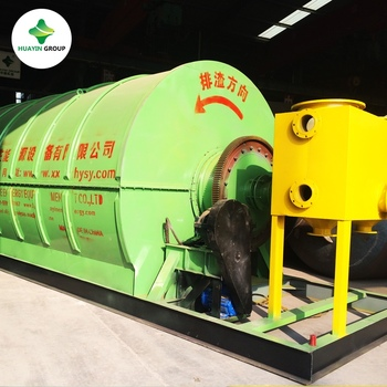 Henan Huayin Waste Plastic Pyrolysis Plant Sell To Over 45 Countries - Buy  Pyrolysis,Tyre Pyrolysis Plant,Waste Plastic Pyrolysis Plant Product on
