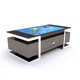 China supplier 43 55inch kids multi touch table game touch screen smart table