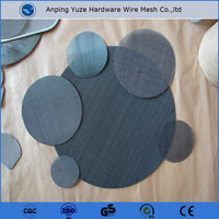 Long-use life 40, 80, 100, 120, 200 mesh 304 316 316L Stainless Steel Wire Cloth