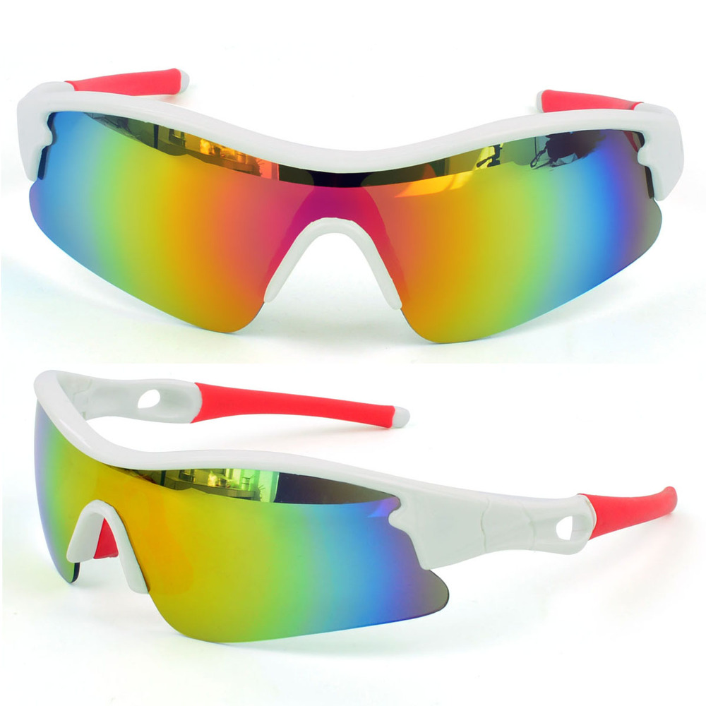 New Fashion UV400 TR90 Sport Glasses