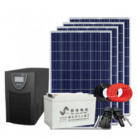 Factory Price 8KW Solar Generator 8000W Home Use Off Grid Solar Panel System