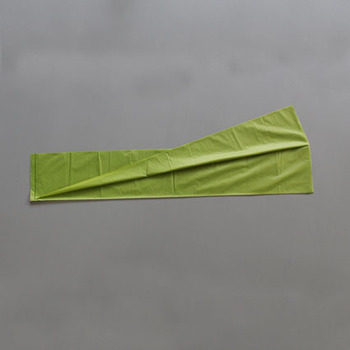 Environmentally friendly material corn lake 100% biodegradable flat mouth even roll point break type garbage bag